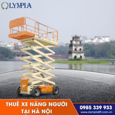 3 quy tắc vàng trước và sau khi tìm nơi cho thuê xe nâng người tại Hà Nội